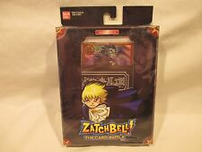 ZATCHBELL! THE CARD BATTLE CCG GAME *STARTER DECK SET 2*