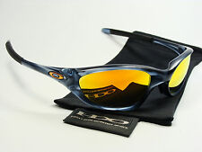 OAKLEY TWENTY CRYSTAL BLACK FIRE SONNENBRILLE JULIET ROMEO VALVE SPLICE SCALPEL