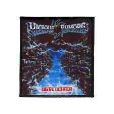 VICIOUS RUMORS Patch DIGITAL DICTATOR Aufnäher ♫ U.S. Power Metal ♫
