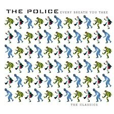 THE POLICE - EVERY BREATH YOU TAKE-THE CLASSICS  SACD +++++++++++++++++++++++NEW