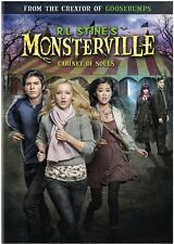 Rl Stine's Monsterville: Cabinet Of Souls DVD
