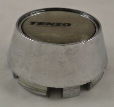 Tenzor Wheels Chrome Custom Wheel Center Cap (1) # DC-0061