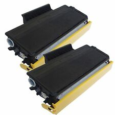 2 Pk TN-580 Toner Cartridge for Brother TN580 HL-5240 HL-5250 HL-5270DN HL-5280