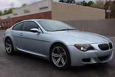 BMW : 6-Series 2dr M6 Cpe