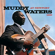 Muddy Waters – Muddy Waters At Newport 1960 CD