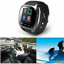 Touch screen Bluetooth Smart Watch Phone Mate For android Samsung S7 S6 LG G5 G4