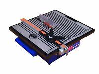 VITREX 110V Versatile PRO 750 Wet & Dry Diamond Tile Cutter & 180mm Blade,103421