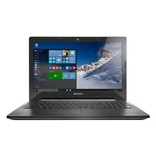 "Brand New Sealed Lenovo G51 AMD 4GB 1TB Windows 10 15.6"" Laptop Computer - Black"
