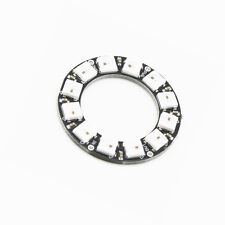 1PCS RGB LED Ring 12 Bit WS2812 5050 RGB LED + Integrated Driver Module