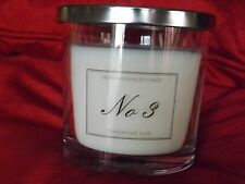 Aldi No 3 Pomegranate Noir Candle
