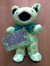 "GRATEFUL DEAD LIQUID BLUE BEAN BEAR ""Doodah Man"" - Has Tags"