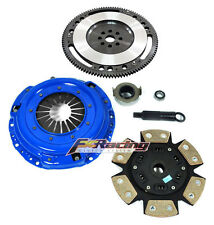 FX STAGE 3 CLUTCH KIT+10 LBS CHROMOLY FLYWHEEL INTEGRA CIVIC SI DEL SOL B16 B18