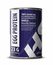Egg Powder - Egg White Protein 340g - Help Intensive Training Supplement 1C