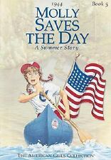 Molly Saves the Day Bk. 5 : A Summer Story by Valerie Tripp (1988, Paperback)
