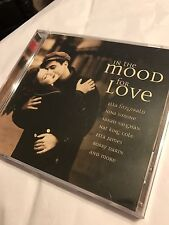 NEW LOVE MUSIC CD - IN THE MOOD FOR LOVE - STILL SEALED