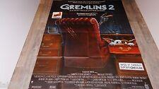 GREMLINS 2 ! steven spielberg joe dante  affiche cinema