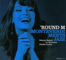 Round M Monteverdi Meets Jazz - Roberta Mameli (2010, CD NIEUW)