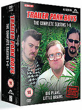 Trailer Park Boys - Series 1-6 - Complete (DVD, 2008, 12-Disc Set)