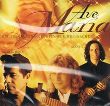 Michael Berger, Edward simoni, Kenny G. Ave Maria Noël-CD NEUF