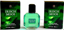 (EUR 13,95 / 100 ml) Sir Irisch Moos After Shave Pack Of 2 (2 x 100 ml)