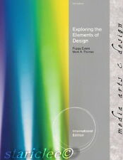 NEW 3 Days US Exploring the Elements of Design 3E Thomas Poppy Evans 3rd Edition