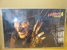 Vintage A Nightmare on Elm Street 4 Dream master movie poster  11253