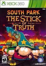 SOUTH PARK: THE STICK OF TRUTH Microsoft XBox 360 Game