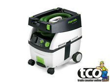 Festool CLEANTEC CTL MIDI GB 110V Mobile Dust Extractor Hoover - 584163