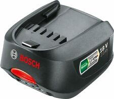 Brand New Genuine Bosch Lithium  18v 2.0Ah LI-Ion Battery POWER4ALL