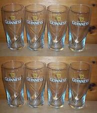 GUINNESS STOUT 8 GALAXY STYLE 20oz GRAVITY BEER PINT GLASSES NEW
