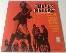 HELL'S BELLES~LES BAXTER~Rare 1969 WLP/PROMO Soundtrack/Ost LP **SEALED**