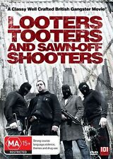 Looters, Tooters and Sawn-off Shooters - Paul King NEW R4 DVD