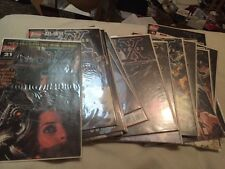 The X-Files Complete Topps Comics 1-41 NM- 2 3 40 39 38 4 5 6 7 8 9 10 +++++