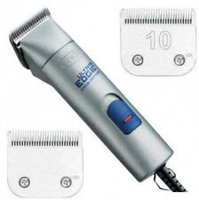 New Andis Super AGC2 2-SP W/Extra Blade Ultra Edge Dog Grooming Clipper Silver