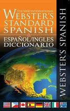 Websters English/spanish (2007, Paperback)