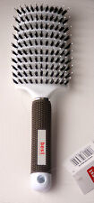 New Professional Hair Designer Detangling Brush Wet Ultimate Best Salon White
