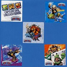 15 Skylanders Trap Team - Large Stickers - Party Favors - Rewards