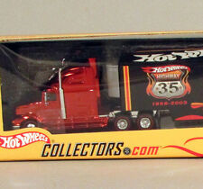 1968-2003 HIGHWAY 35 RLC EXCLUSIVE 1/5k 35th ANNIVERSARY TRANSPORT HOT WHEELS