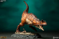 *NEW* SIDESHOW COLLECTIBLES Carnotaurus Statue from Dinosauria - Polystone