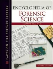 Encyclopedia of Forensic Science (Facts on File Science Library)