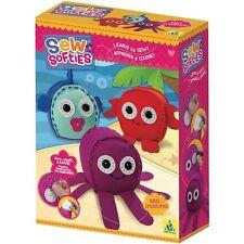 Orb Factory Sew Softies (TM) Sea Creatures Kit - 531808