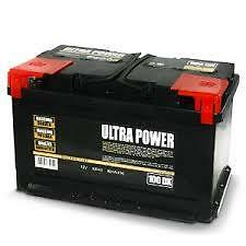 BATTERIA AUTO 100AH 12V 720 A  POWER