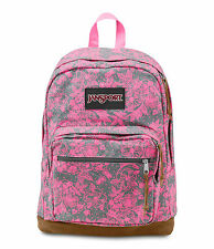 JanSport RIGHT PACK EXPRESSIONS Backpack TZR60AT SHADY VINTAGE BLOOM MSRP $64