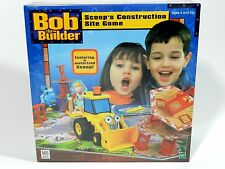 Bob The Builder Scoops Construction Game New
