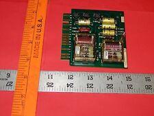 Used! Sick Optic Electric 2004383 Relay Logic Board 2004383