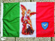 "Bandiera SANTO PATRONO PARACADUTISTI FOLGORE ""SAN MICHELE ARCANGELO"" - (50X75)"