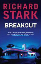 Breakout A Parker Novel BRAND NEW BOOK by Richard Stark (Paperback, 2008)