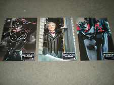 BATMAN RETURNS - ORIGINAL GERMAN LOBBY CARD SET OF 12 - 1992 - TIM BURTON