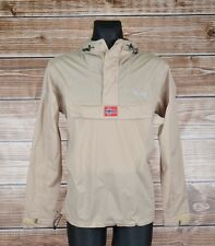 Bergans of Norway Microlight Anorak ¼ Zipped Hooded Men Jacket Size M, Genuine