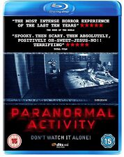 Paranormal Activity (Blu-ray, 2010) - NEW AND SEALED